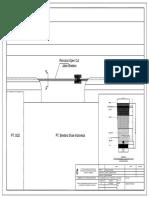 Gambar Rencana Open Cut Trench Bredero