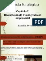 2. Mision y Vision Empresarial