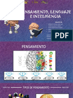 Pensamiento, Lenguaje e Inteligencia-psicologia Medica