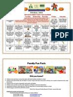 PB Parent Resource Calendar Oct 2010