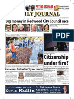 San Mateo Daily Journal 10-31-18 Edition
