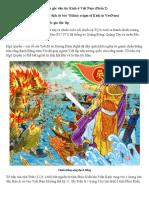 Nguồn gốc Kinh tộc ở Việt Nam (2)