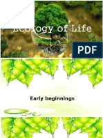 Ecology of Life-report[1]