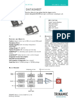 Tmc2100 data sheet