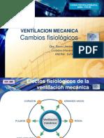 ventilación mecanica fisiologia