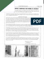 SCB Capital Campaign_10/3/10 Bulletin