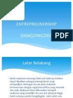 Entrepreneur ship