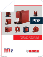 Trafoindo Catalogue Instrument Transformers