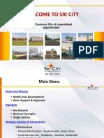 Sri City Brief