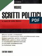 Rosa Luxemburg, a cura di Lelio Basso-Scritti politici-Editori Riuniti (1976).pdf
