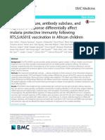 Estudi Malaria ISGlobal