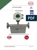 Manual Flujometro Kobold