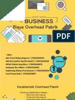 PPT Akbi Overhead