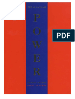 Forty Eight Laws of Power