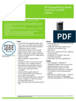 Hp Storageworks Media Vault Pro Mv2040