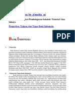 Materi Bank Bi