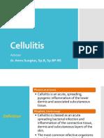 ppt selulitis