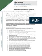 Reducing Contrast-Induced Acute Kidney Injury How Nurses