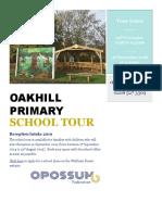 school tour advert for website - oakhill