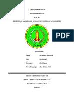 Cover Praktikum Analisis Farmasi
