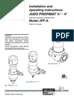 Judo Profimat Dn_65-100