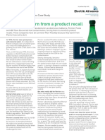 Perrier Case Study