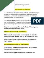 información informática
