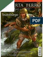 Desperta Ferro Antigua y Medieval Número 39 Teutoburgo