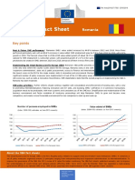 Romania - 2017 SBA Fact Sheet Revision 16 May 2018