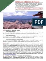 JAPONIA-FESTIVALUL CIRESILOR IN FLOARE(18.03, 31.03, 01.04, 02.04, 10.04)
