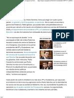 PP y Ciudadanos rechazan la oferta de Sánchez para negociar los Presupuestos