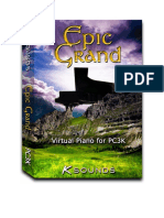 Epic Grand PC3K User Guide