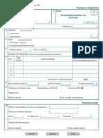 Nalog Za Plaćanje (Obrazac 70) (2) (1)