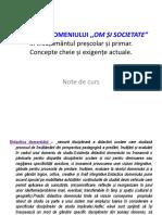 C1 Didactica DOS