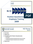Nd Employee Pq Training