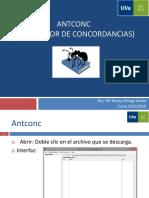 Ant Conc