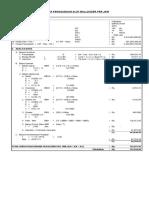 Analisa Harga Satuan Pekerjaan SDA'18 PAPBD