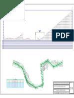 Vista en Planta Y Perfil Longitudinal