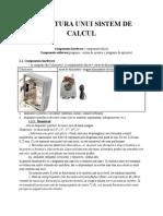 Sistemul de Calcul (1)