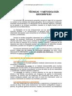 Tc3a9cnicas y Metodologc3ada Geogrc3a1ficas2
