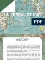 Universal Studio Analisis
