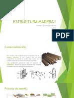 Clase 2 Estructura en Madera