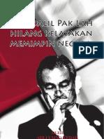 70 dalil Pak Lah hilang kelayakan memimpin negara