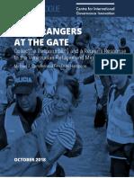 No Strangers at Gate