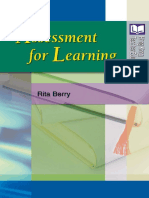 (Hong Kong Teacher Education) Rita Berry-Assessment for Learning-Hong Kong University Press (2008)
