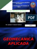 GEOMECANICA APLICADA 18