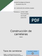 Construcción de Carreteras 2
