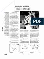 .Defensa Del Pick and Roll Revista Clinic-Autor Katsikaris