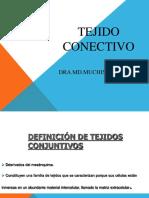 Tejido Conectivo UPAO Doctora