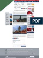 РТС __ Индија Добија Највећи Споменик На Свету, Мештани Бесни